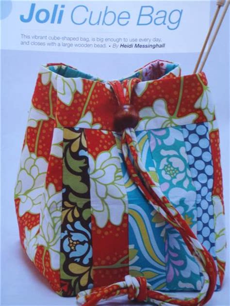 tutorial rubik 3x3 bag 3 sew hip joli cube bag the prequel sewing daisies