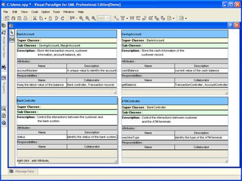 crc card template visio jspwiki visual paradigm for uml