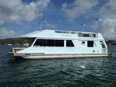 house boat for sale 46 houseboat for sale yachtforums the world s largest yachting community