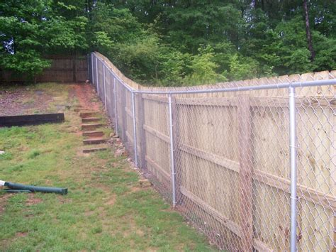 can you put a privacy fence in your front yard some types chain link privacy fence fence ideas fence ideas