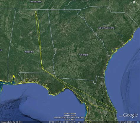 launch maps flight to cape canaveral to a spacex launch christopher madsen