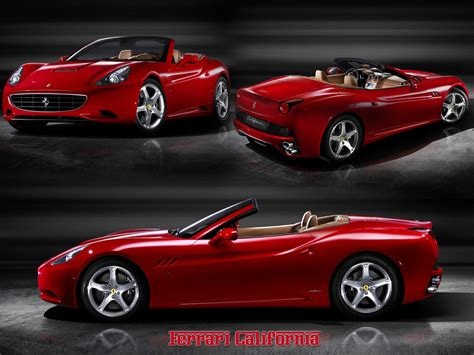 ferrari california best wallpapers ferrari california wallpapers