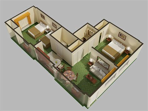 digital floor plans 4 digital cutaway view rendered floor plan mlb