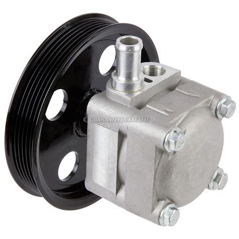 volvo xc power steering pump  models