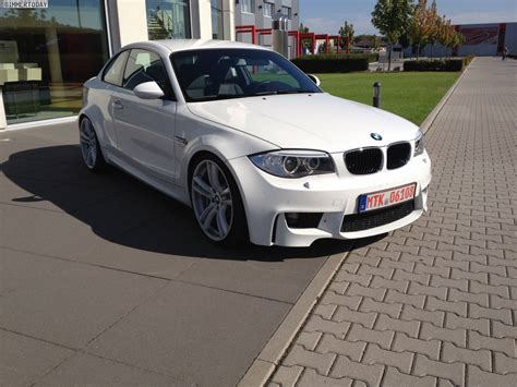 Bmw 1er Coupe V10 by Shoe Horns M5 V10 Into 1 Series Coupe 5series Net