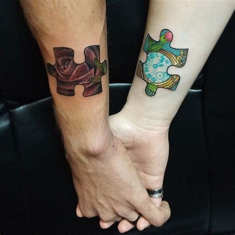 110 wonderful pictures of tattoos for couples that will