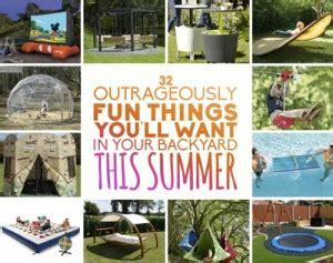 fun things to put in your backyard 51 budget backyard diys that are borderline genius