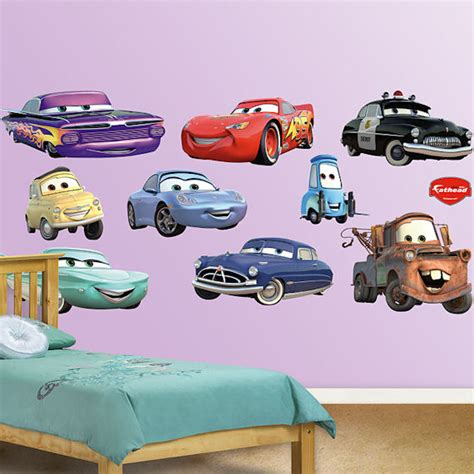 Winnie The Pooh Stickers For Walls disney cars collection fathead wall sticker
