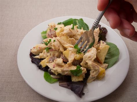 Chicken Salad Shelf by Pineapple Curry Chicken Salad And How I Develop New