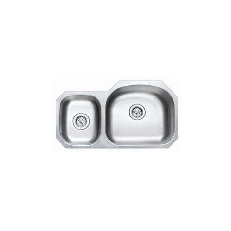 proflo stainless steel undermount sink proflo pfuo901r stainless steel 32 quot x 17 3 4 quot undermount