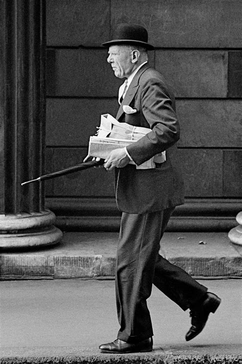 London In The 1950s: Frank Horvat's Gorgeous Photographs