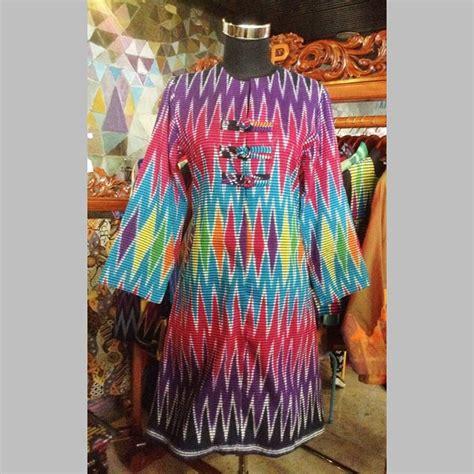 Dress Tenun Bali dress tenun rang rang bali price 765k idr size l bahan