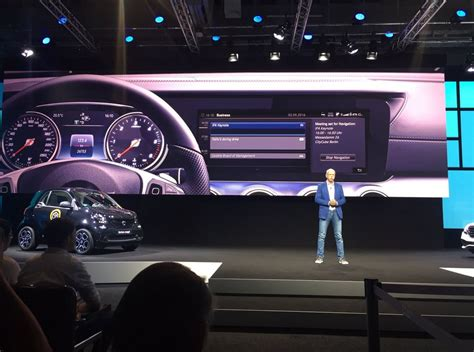Car Office by Microsoft Talks About Its Collaboration With Daimler To