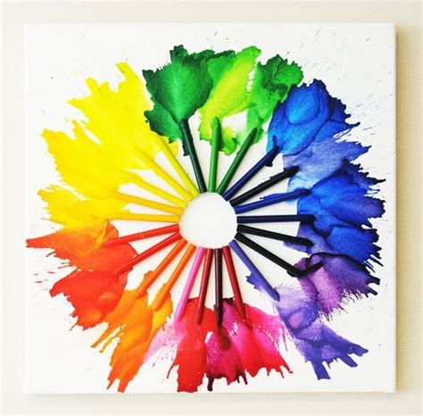 creative color wheels creative color wheel project ideas hative