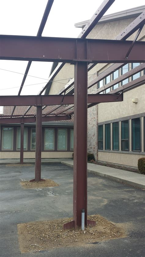 Carports Metal Buildings by Steel Carports Solar Structures Pascal Steel Buildings