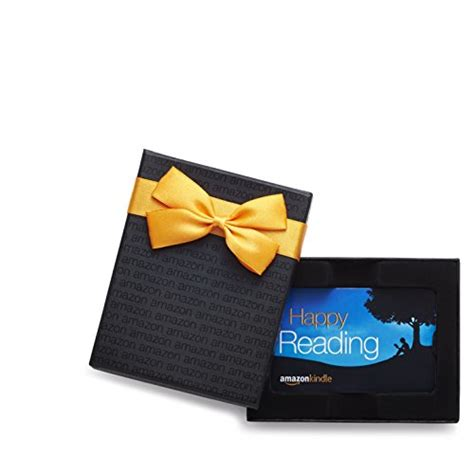 Kindle Gift Card - amazon com black gift card box 100 kindle card giftcardsunlimited com