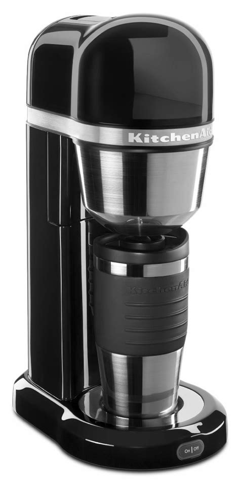 kitchen aid coffee pot kitchenaid 174 personal coffee maker kcm0402 ebay