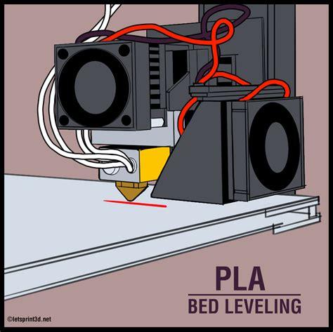 bed leveling pla bed leveling let s print 3d