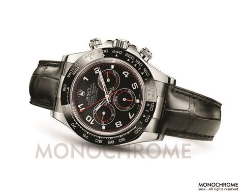 Jamtangan Rolex Daytona 2016 Basel World 116500 Swiss Clone 1 1 rolex daytona white gold black leather price