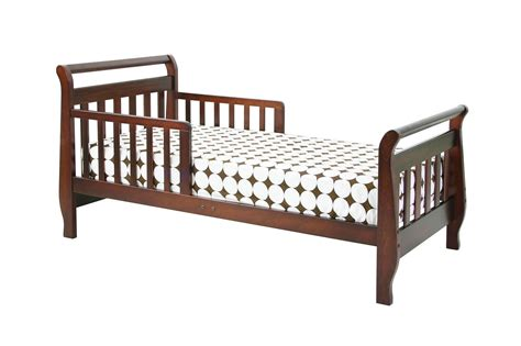 sleigh toddler bed davinci baby