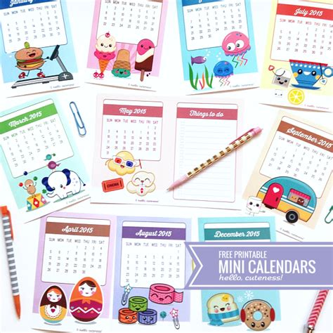 free online printable mini calendar 7 best images of april monthly calendars march 2015