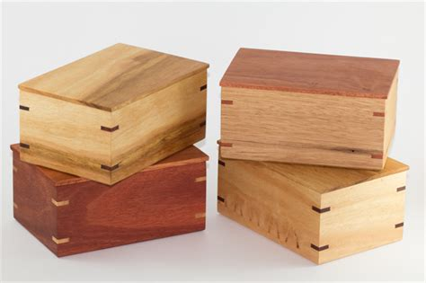 Wooden Trinket Boxes Handmade - small wooden trinket box handmade from australian timbers