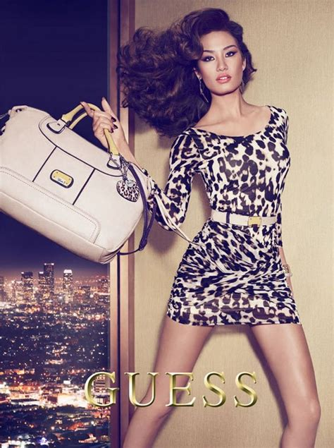 Guess Fashion Aksesoris guess accessories fall 2012 caign
