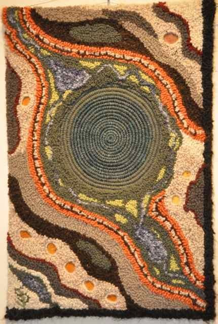 rug hooking blogs abstract a shiny new
