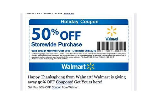 walmart not accepting coupons