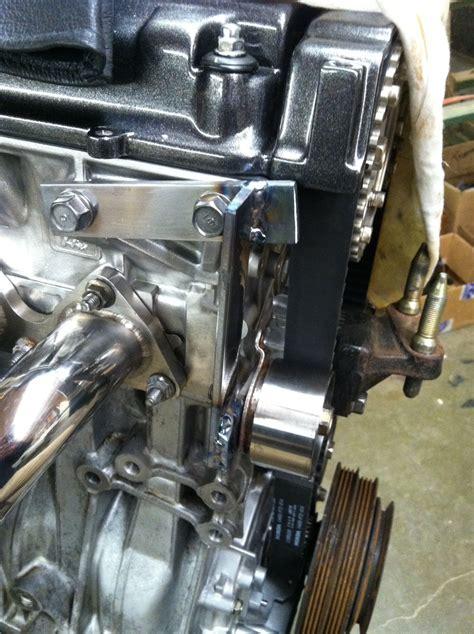 Tensioner Rantai All Motor diy 5 secondary b series timing belt tensioner belt tensioner honda tech honda forum