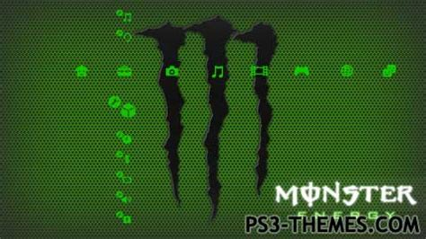 download theme windows 7 monster energy ps3 themes 187 monster energy theme hd