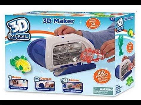 maker magic 3d magic maker review