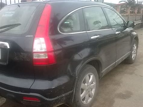 honda jeep 2008 2008 honda crv jeep registered for sale sold autos nigeria