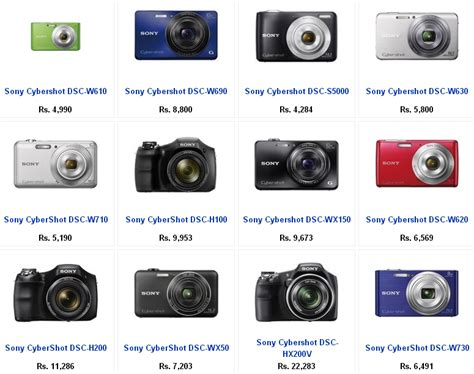 sony digital price geniusimages sony digital price list in india from
