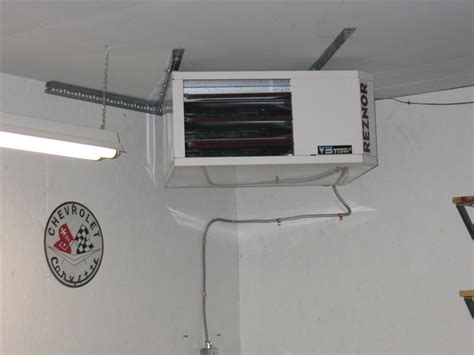 Installing Garage Heater by Garage Heater In Toronto Ontario Corvetteforum