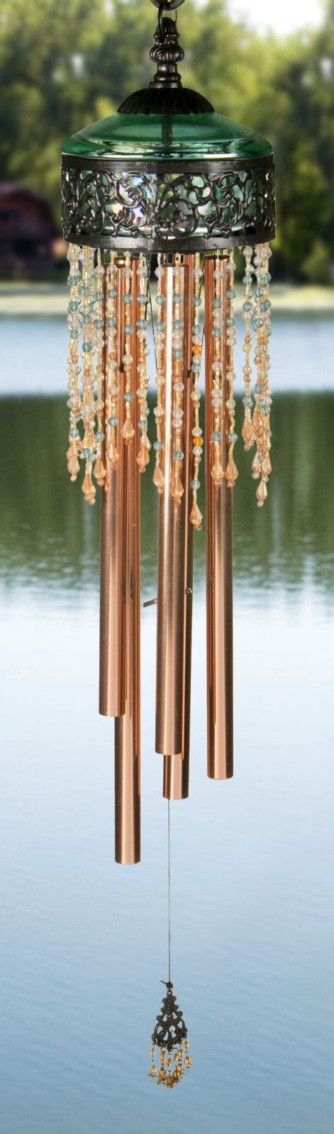 7 Pretty Wind Chimes by 17 Best Images About Wind Chimes On Copper Le