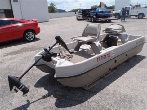 bass buster boat lot 1 2005 2 man bass buster boat model 2