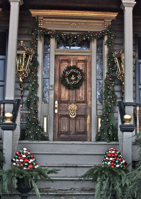 amazing christmas porch decor ideas