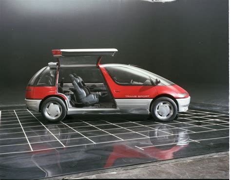 Pontiac Transport Concept by 10 Great Concept Cars That Fell As Production Models