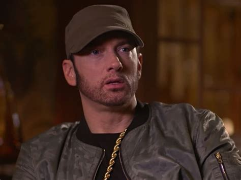 Eminems Ex Says The Rapper Needs by Eminem Thinks Some New Rappers Need Quot A Hip Hop Lesson