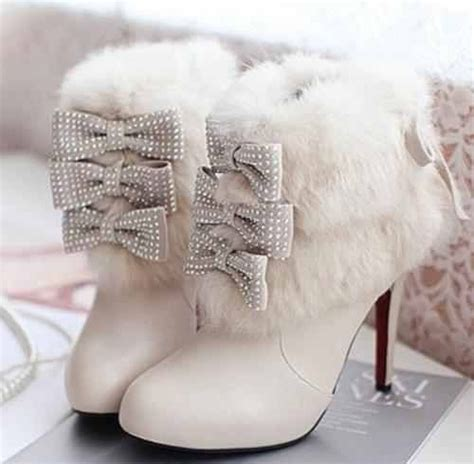 white wedding boots white winter wedding boots babygirl s style mix