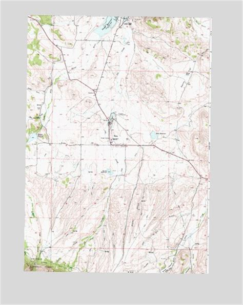 map of unity oregon unity or topographic map topoquest