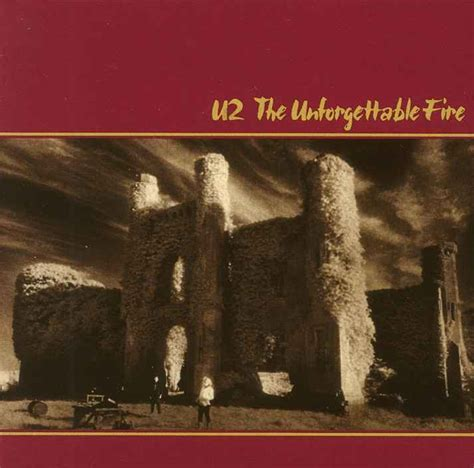 Cd U2 The Unforgettable u2 the unforgettable album cover castle location feelnumb