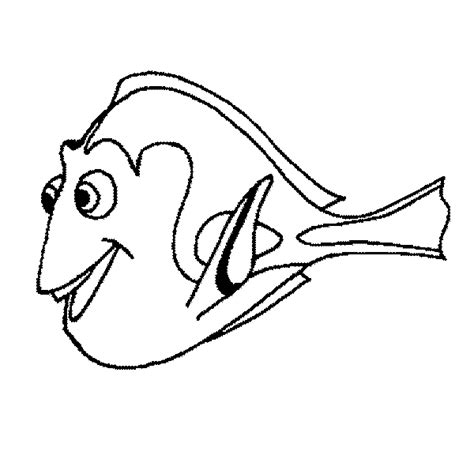 free coloring pages of dory