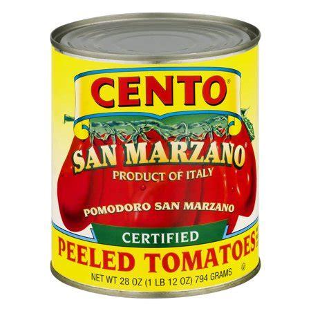cento san marzano peeled tomatoes, 28 oz walmart.com