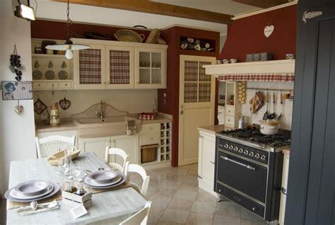Cucine Country Romantiche by Immagine 4 25 Cucine Country E Ghiacciaia