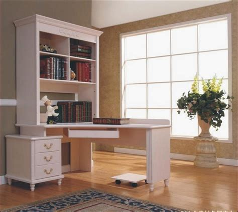 desk with bookcase attached white desk and bookcase best home design 2018
