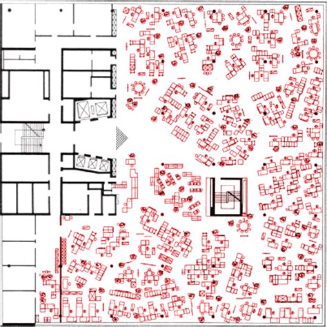 layout view c community architect how offices schools and restaurants