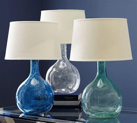 Eva Vase Eva Colored Glass Table Lamp Everything Turquoise