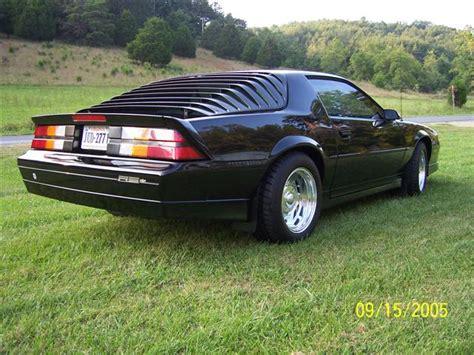 camaro rs 89 89 rs camaro5 chevy camaro forum camaro zl1 ss and v6